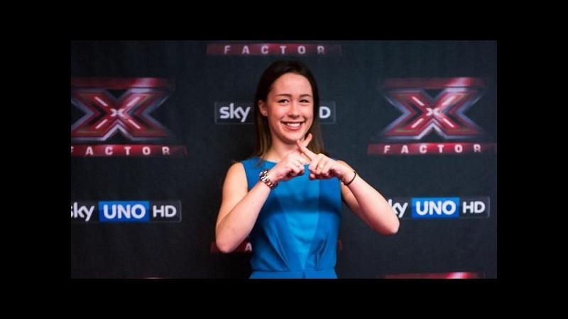 X Factor, Aurora Ramazzotti: Esperienza indimenticabile