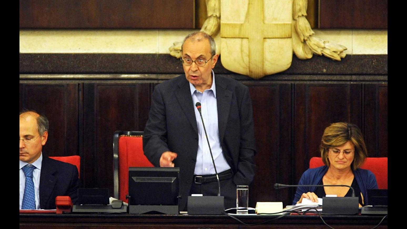 Milano, Basilio Rizzo: Con contestatori e non con pubblico della Prima