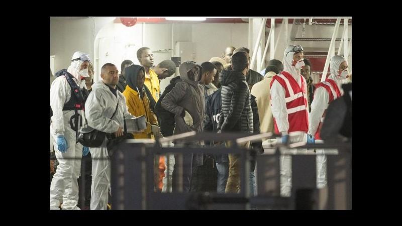 Catania, fermati tre scafisti per sbarco migranti 5 dicembre