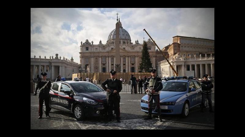Giubileo, Confcommercio: 12% italiani chiede stop per rischi terrorismo