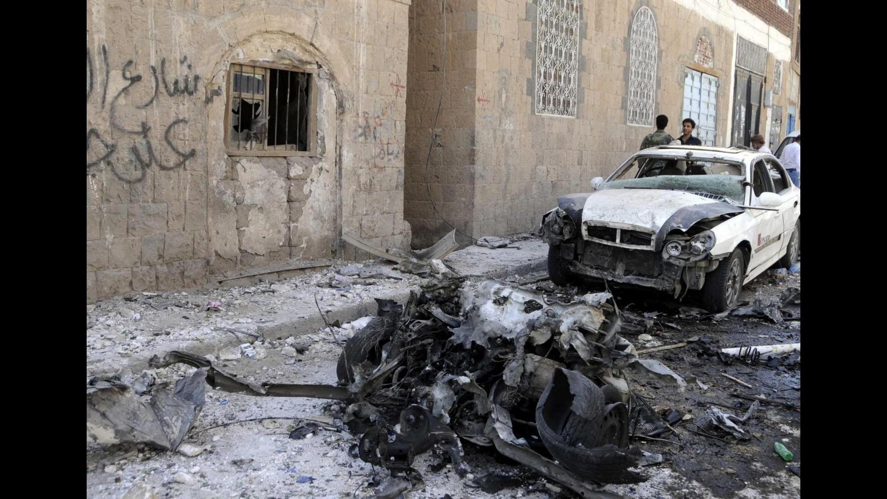 Yemen, Isis rivendica attentato contro governatore Aden