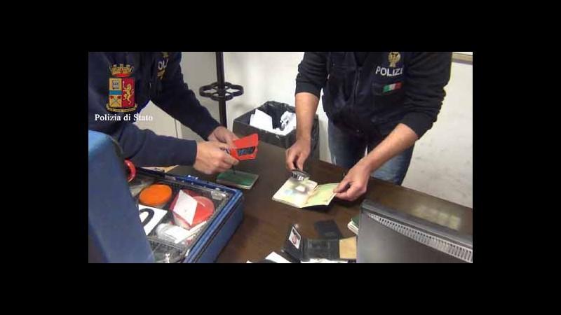 Ragusa, arrestati due libici con passaporti falsi