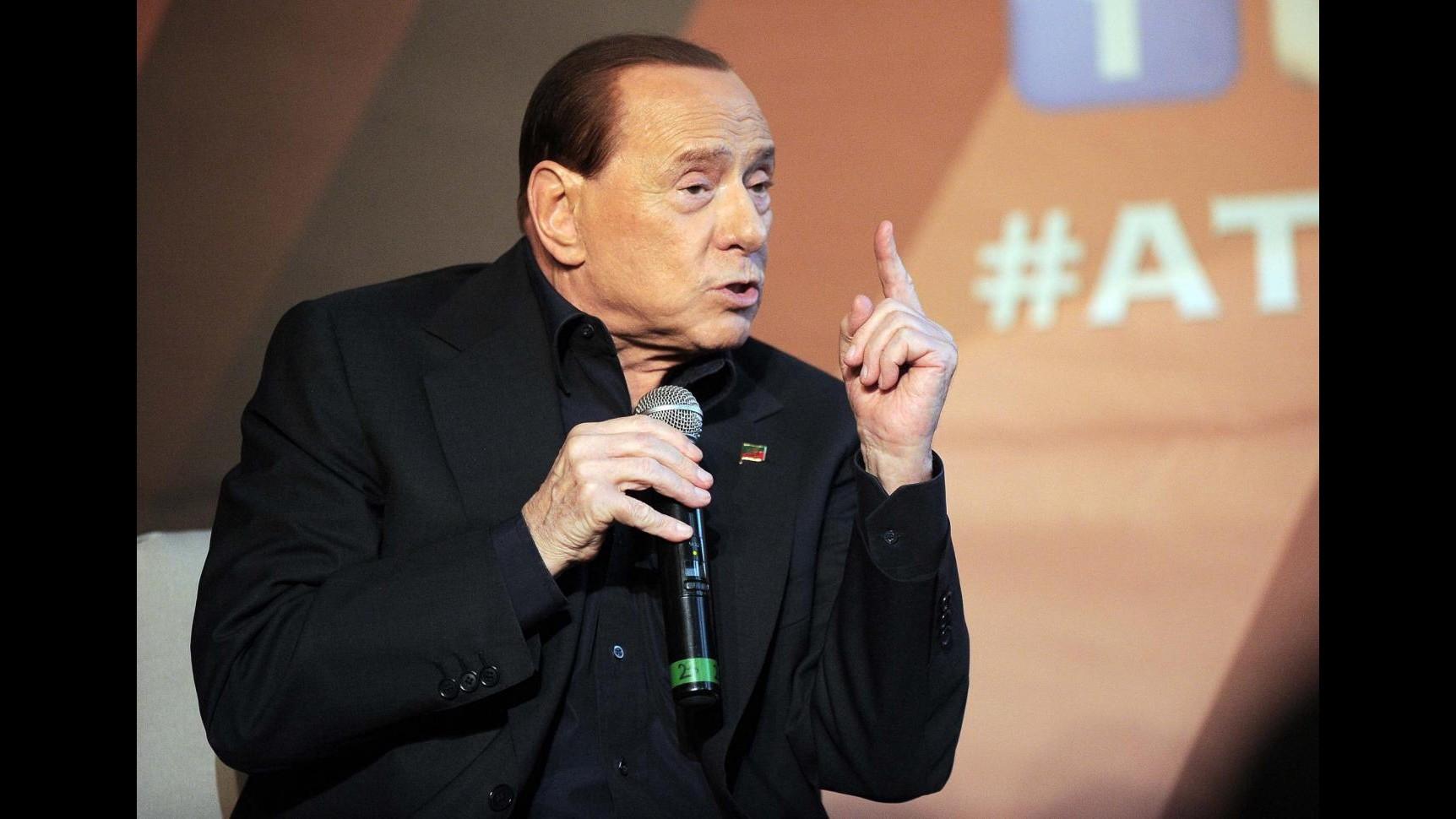 Berlusconi ricoverato al San Raffaele: domani mattina intervento al pacemaker