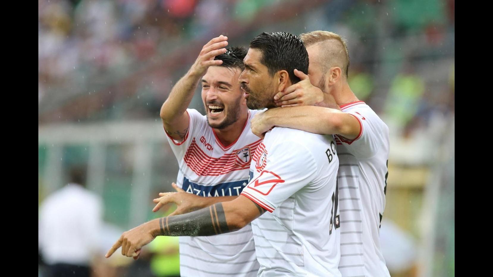 Coppa Italia: Carpi-Vicenza 2-1, agli ottavi c'è la Fiorentina