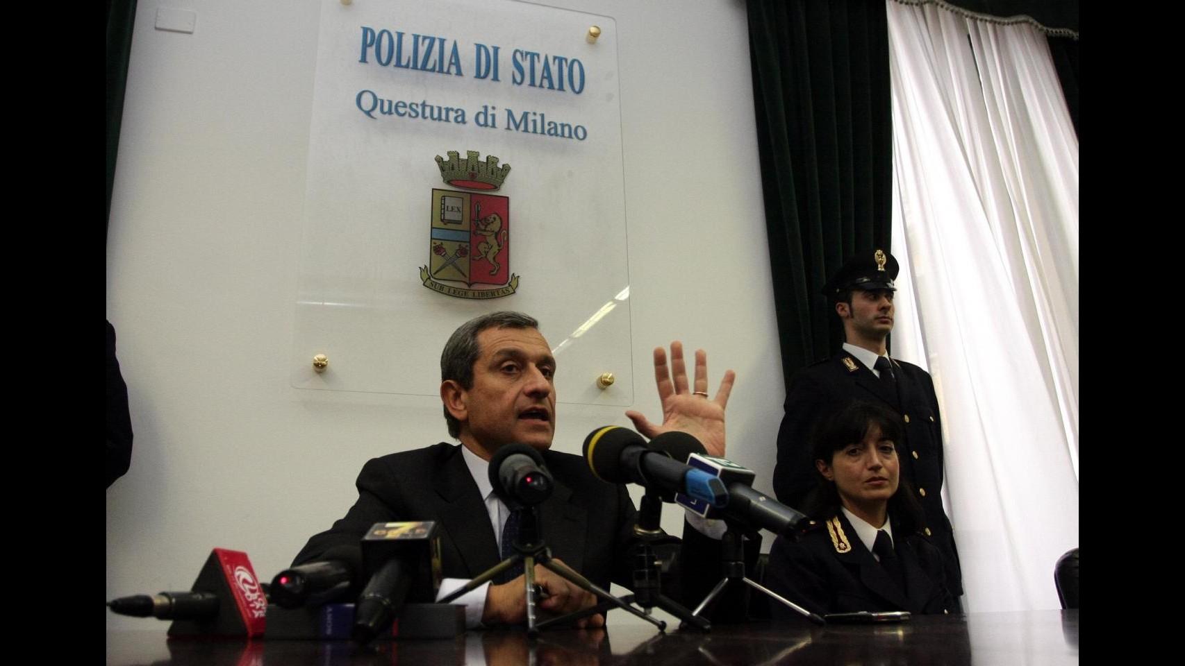 Milano, Alfano propone Marangoni come prefetto
