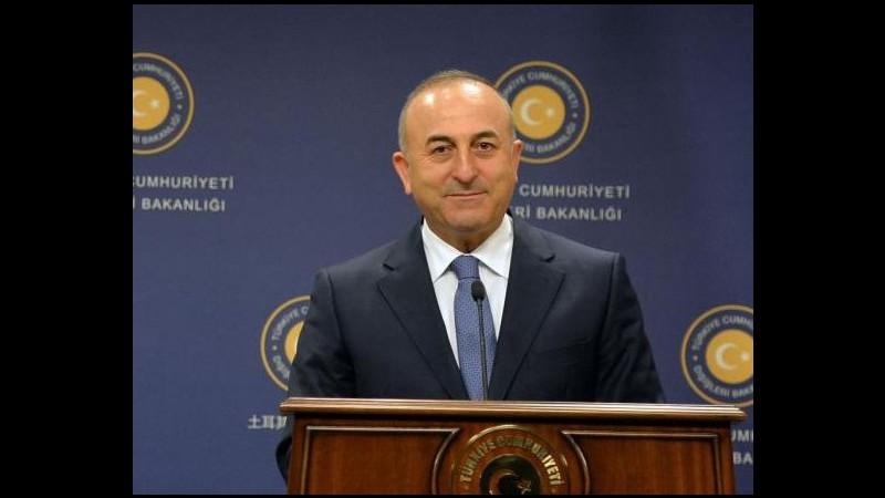 Jet abbattuto, Cavusoglu: Attendo risposta da Lavrov su incontro