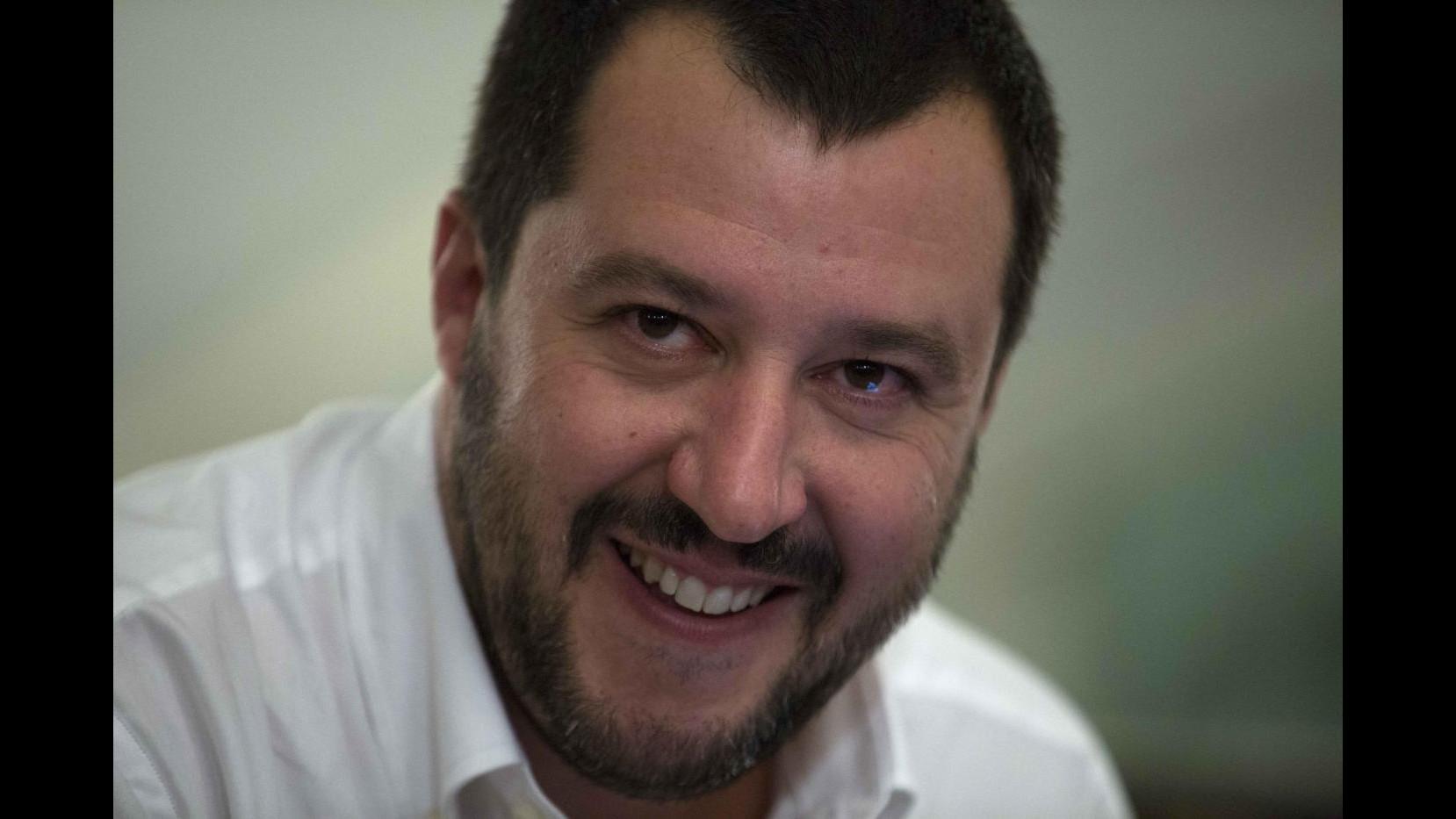 Salvini: Follia aprire moschee finanziate da sponsor terrorismo