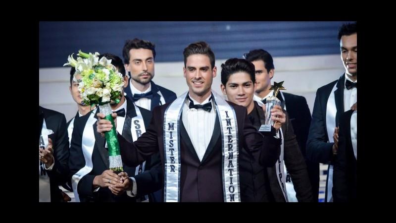 Pedro Mendes è il nuovo Mister International 2015