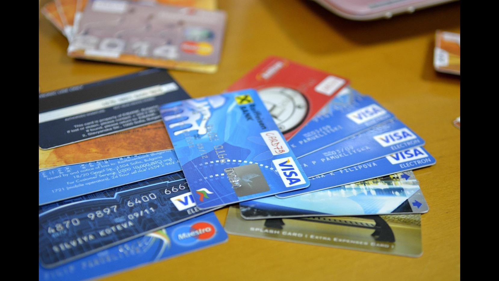 L. stabilità, Codacons: Italia in coda all'Ue per uso carte credito