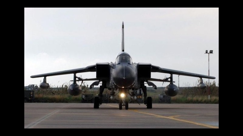 Isis, primo intervento tedesco in attacchi coalizione in Siria