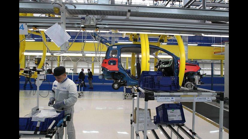 Auto, Unrae: A novembre +37% vendite dei veicoli commerciali
