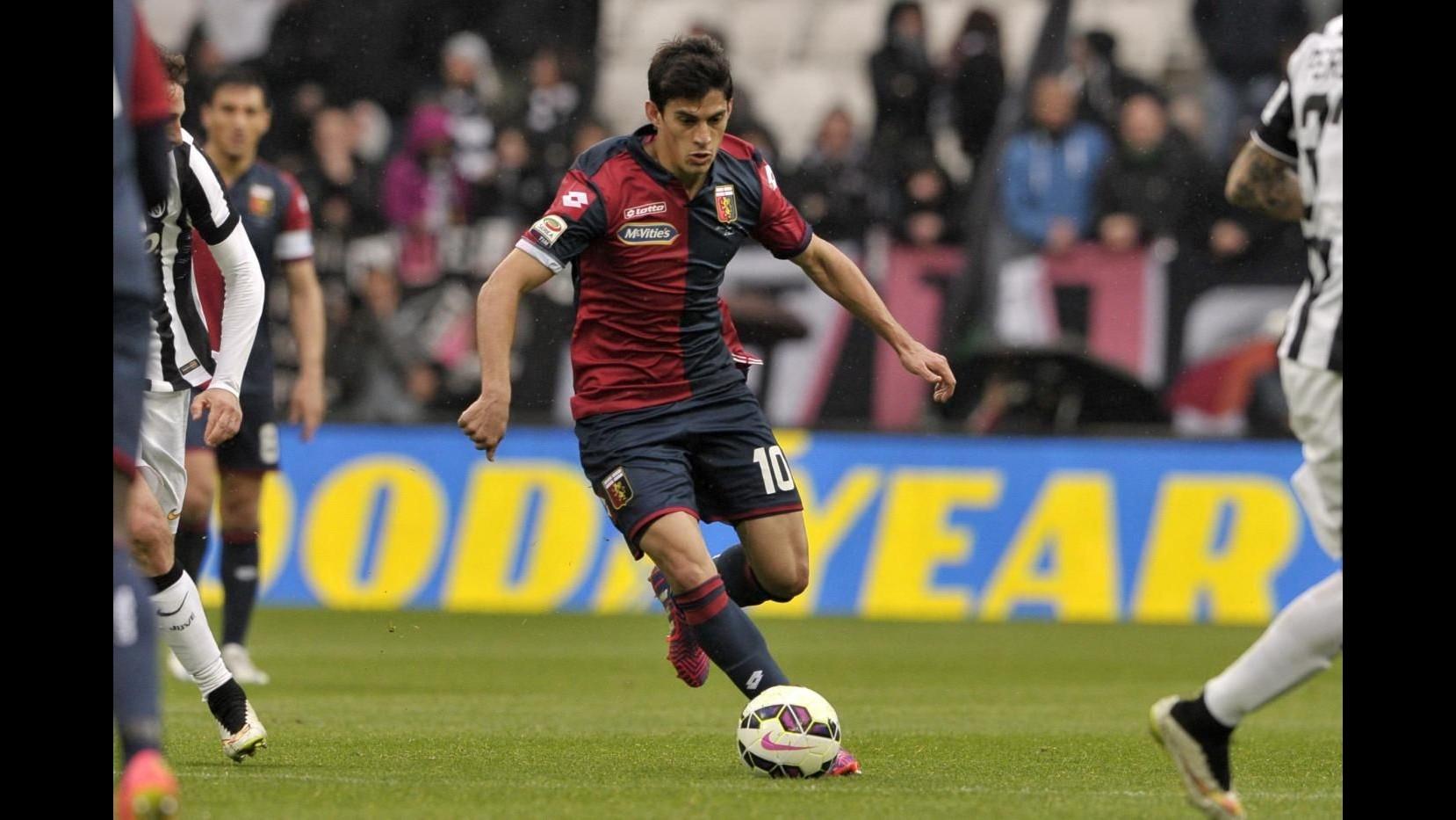 Serie A: tre giornate a Perotti. Stop un turno per 7 giocatori