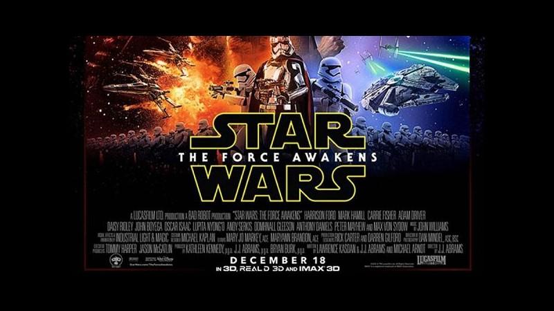 Star Wars VII sbarca a Hollywood: una prima 'stellare'