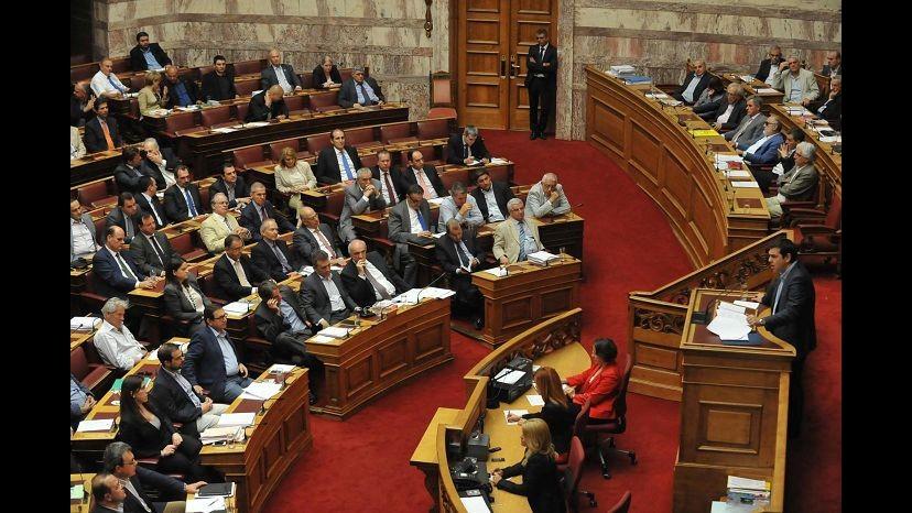 Grecia, Parlamento voterà nuove misure per tranche aiuti salvataggio