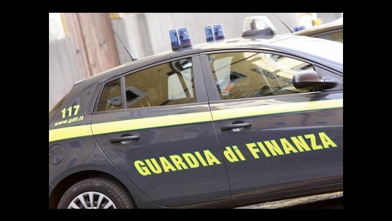 Caserta, evade Iva: sequestrati 528mila euro