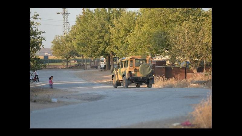 Iraq, fonte Turchia: Gruppo di soldati lascia base Bashiqa