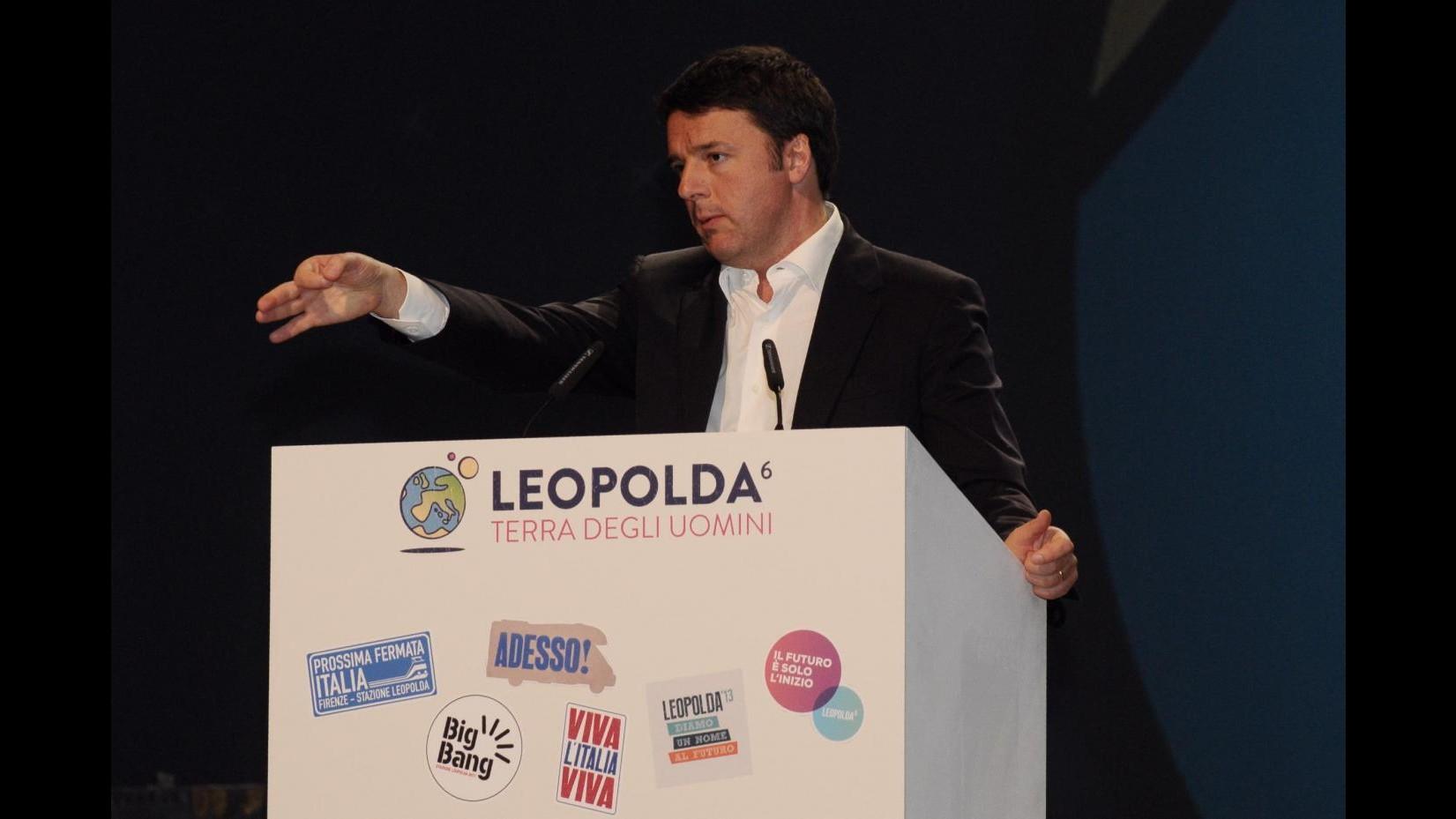 Leopolda, dopo le polemiche, prossima fermata: elezioni