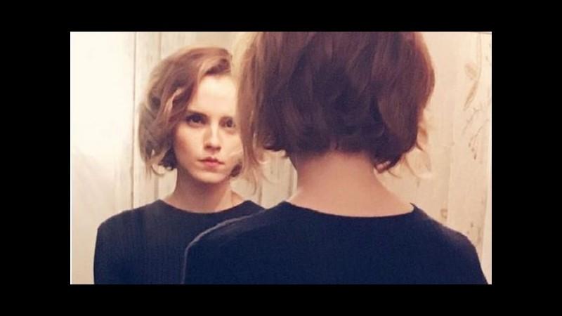Nuovo taglio per Emma Watson: non sbaglia un colpo
