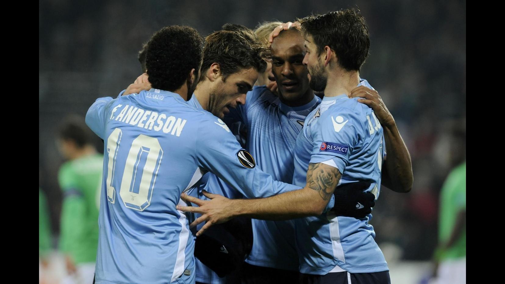 Europa League, Matri illude la Lazio: 1-1 con Saint Etienne