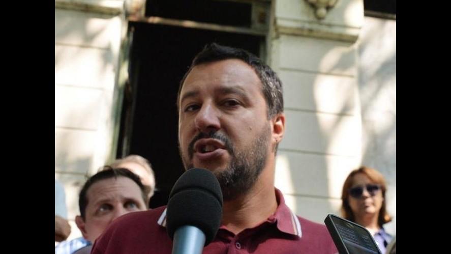 Milano, Salvini: Sallusti mi piace, Passera non avrà mai mio sostegno