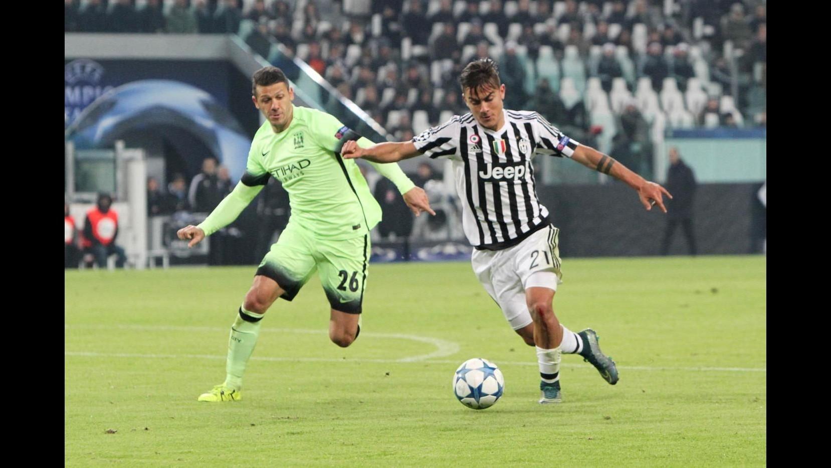 Champions: incubo Barça solo per Juve, City per la Roma