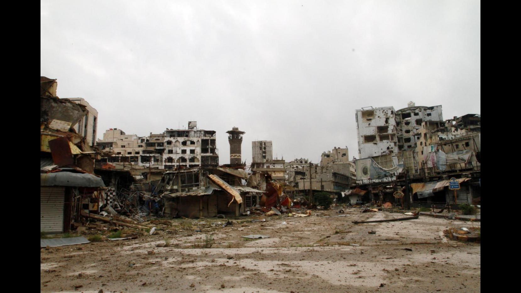 Siria, due esplosioni a Homs: 32 morti e 90 feriti, ma bilancio può aggravarsi