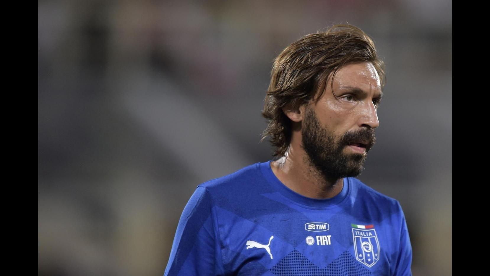 Pirlo: Inter? Voglio rispettare contratto con New York City