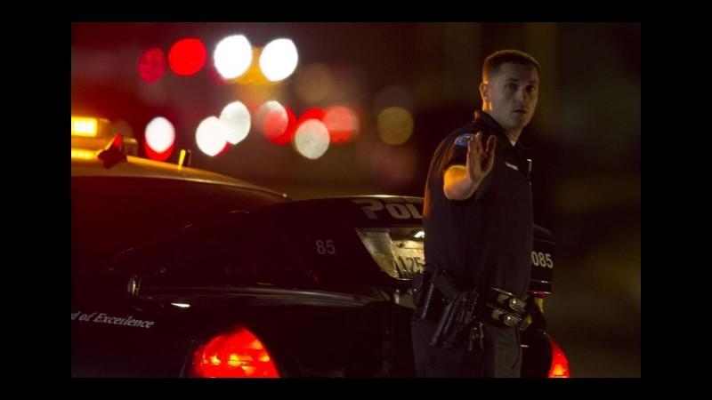 Usa, sparatoria centro commerciale Carolina Nord: ucciso aggressore
