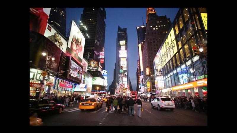 A New York il Natale più caldo da vent'anni: superati i 20 gradi