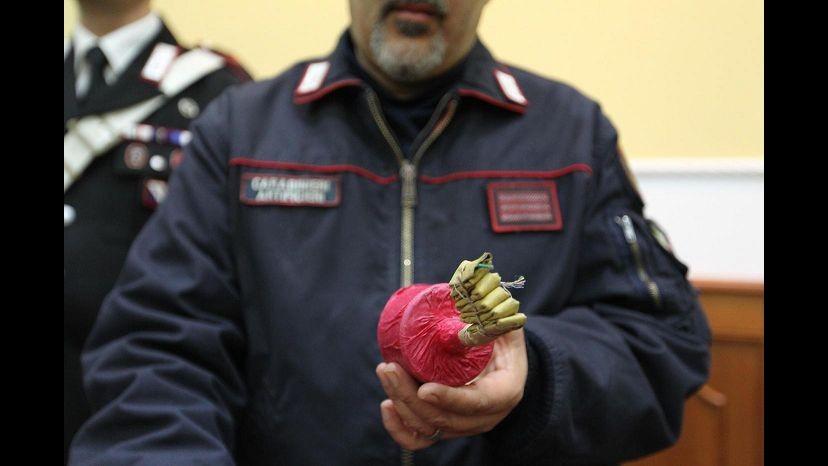 Capodanno, i consigli dei carabinieri per un uso sicuro dei botti