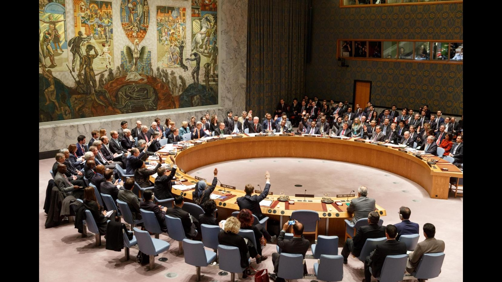 Libia, Consiglio Onu approva all'unanimità accordo su governo unità