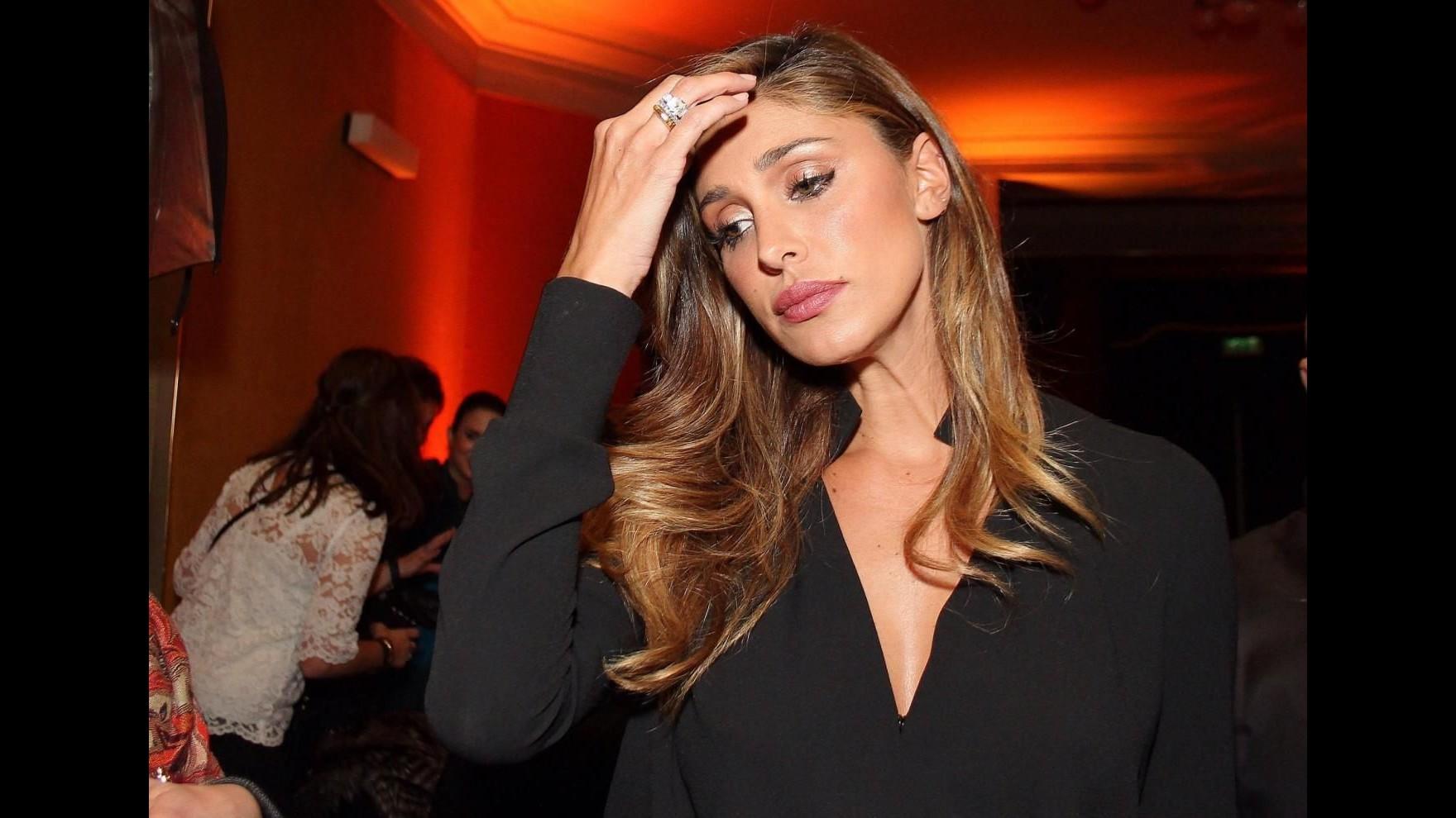 'Striscia': Tapiro d'oro a Vieri, tornato in Italia per Belen