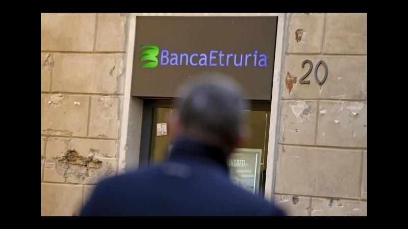Civitavecchia, pensionato suicida: perquisizioni della finanza nella sede di Banca Etruria