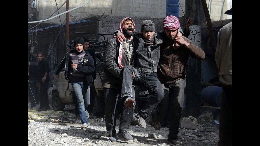 Siria, Amnesty International: Centinaia di civili uccisi nei raid della Russia