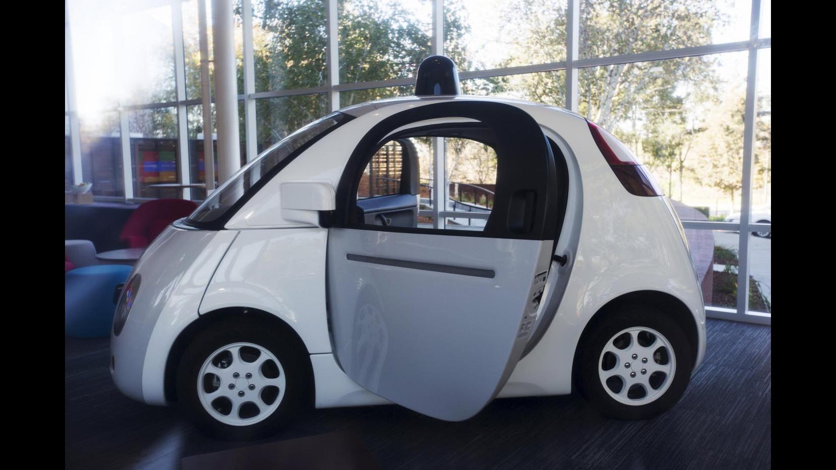 Google in trattativa con Ford per sviluppare auto senza pilota
