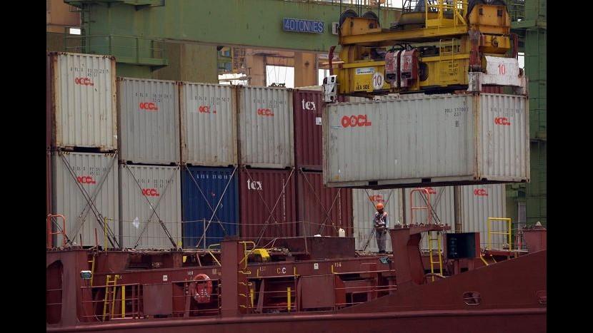 Istat: A novembre segnali di ripresa per il commercio extra Ue