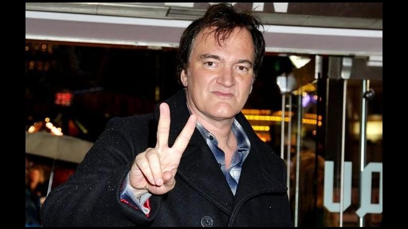 Tarantino festeggia la sua stella sulla Hollywood Walk of Fame