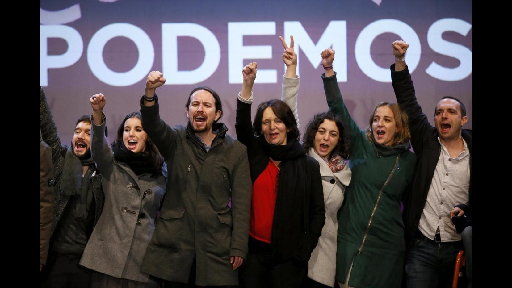 Spagna, Podemos a Psoe: Alleanza se accetta referendum Catalogna