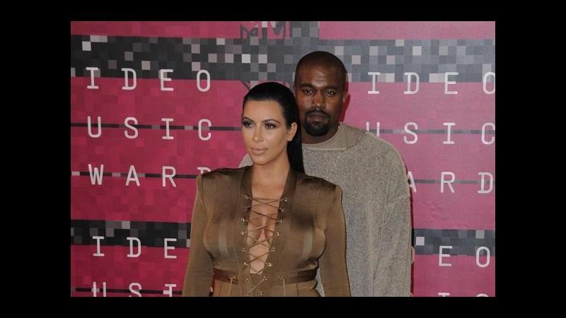 Kim Kardashian: battesimo a Gerusalemme per il figlio Saint