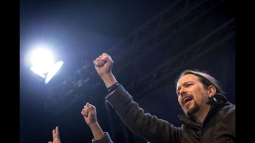 Spagna, Iglesias: È tempo del compromesso storico