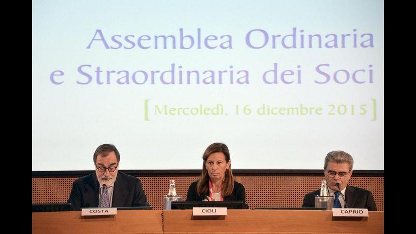 Rcs, Cioli: Paywall per il Corriere, contenuti qualità vanno pagati