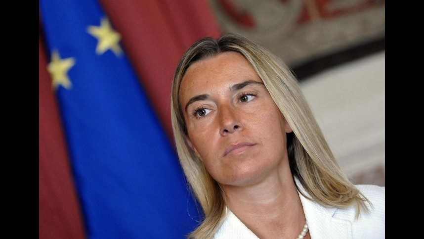 Ue, Mogherini in Kazakistan per vertice con Paesi Asia centrale