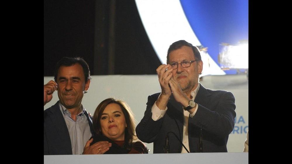 Spagna, Rajoy: Cercherò di formare governo stabile, non sarà facile