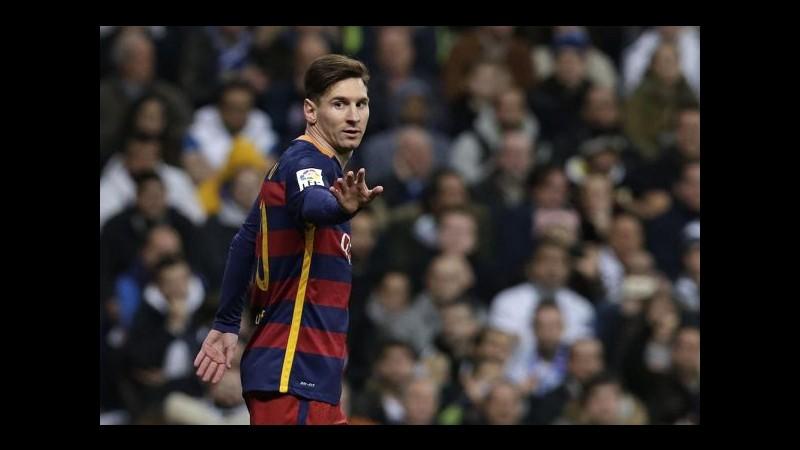 Calcio Mondiale Club, Barcellona: Messi resta in dubbio per il River
