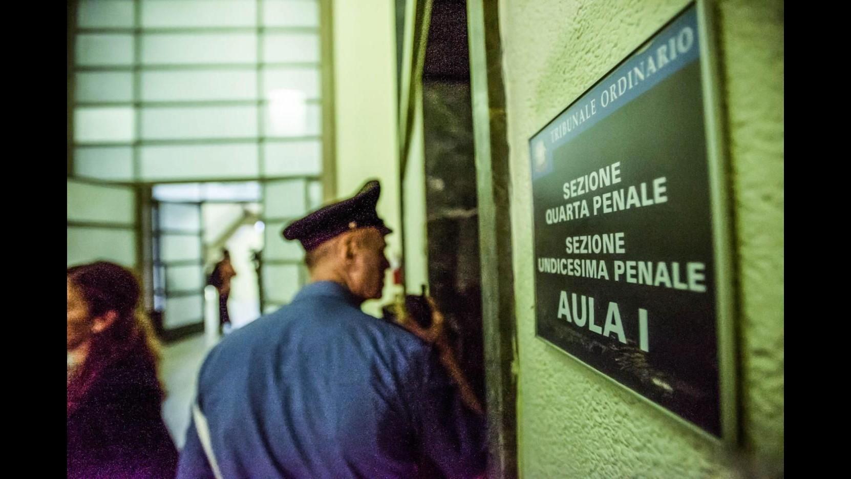 Acido, difesa Magnani chiede l'assoluzione o il minimo della pena