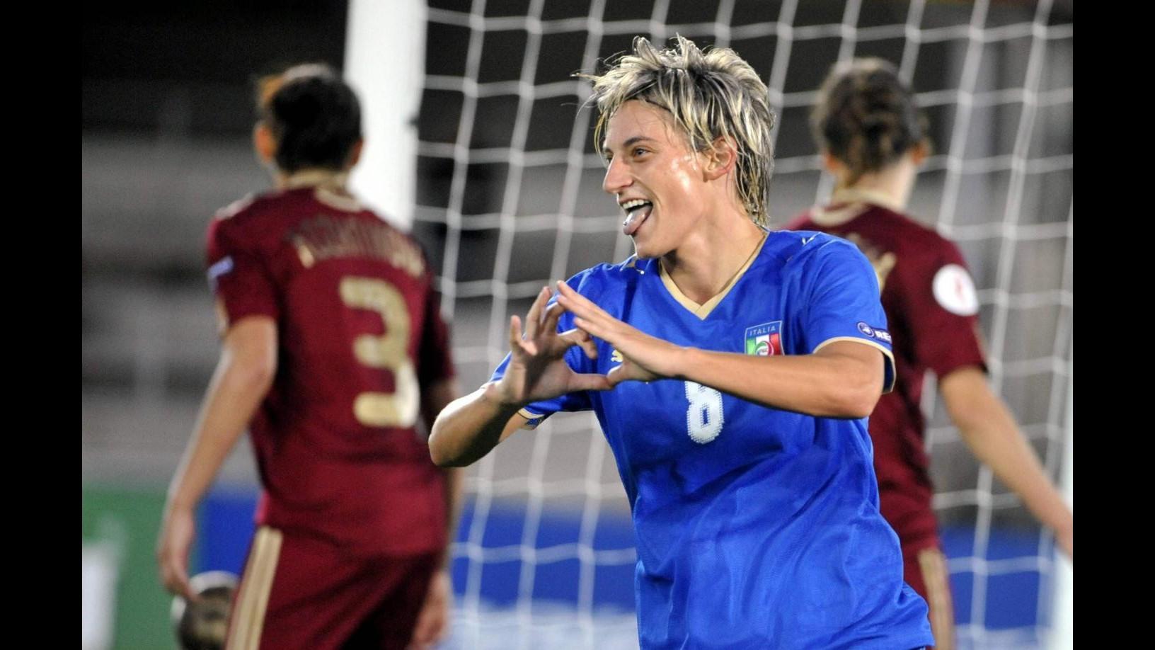 Calcio femminile, ranking Fifa: Usa primi, Italia tredicesima