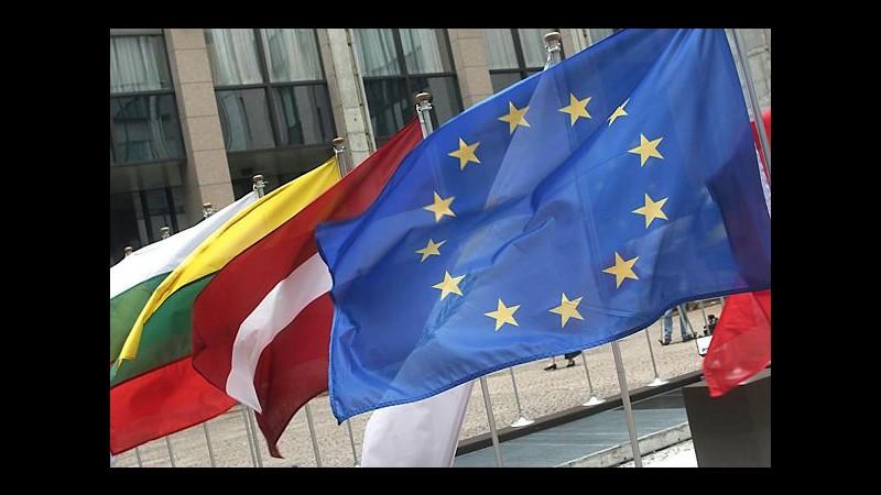 Ue, al via seconda giornata lavori: sul tavolo terrorismo, banche e Russia