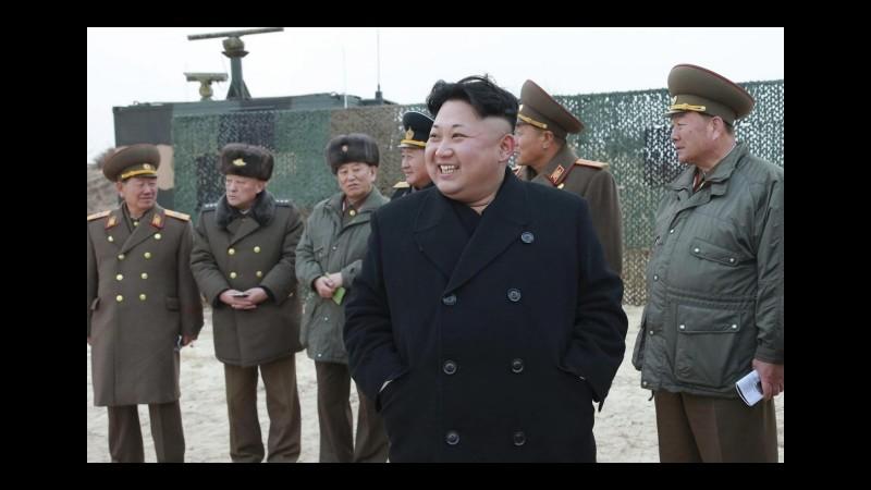 Nord Corea, Seul: Livello massimo di allerta militare a confine