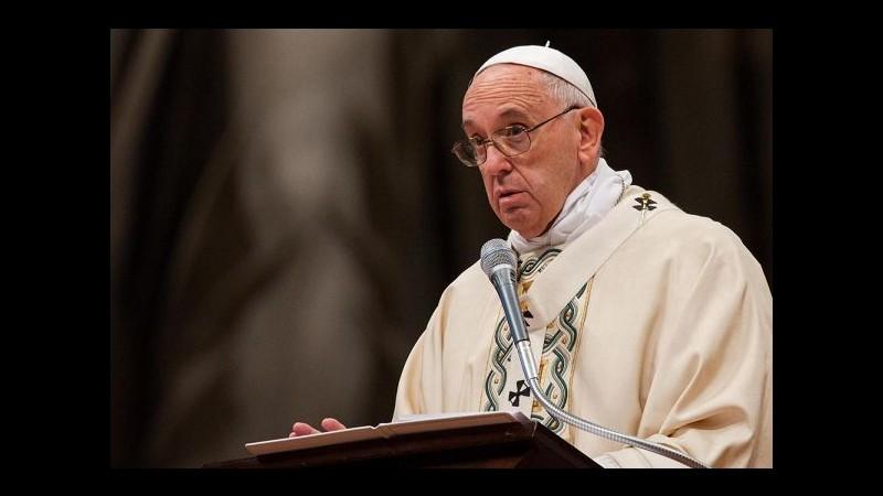 Epifania, Papa: La Chiesa non brilla di luce propria ma per Gesù