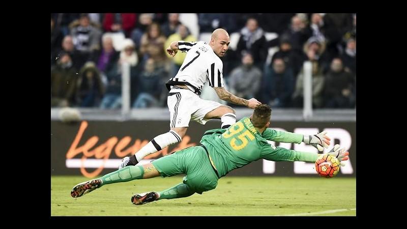 Serie A, Juve sull'ottovolante: Hellas Verona travolto 3-0